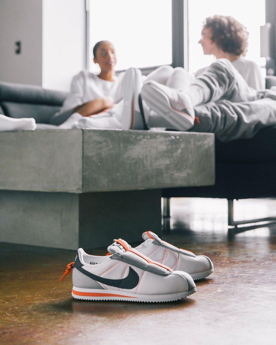 The Nike Cortez Basic Slip Kenny IV