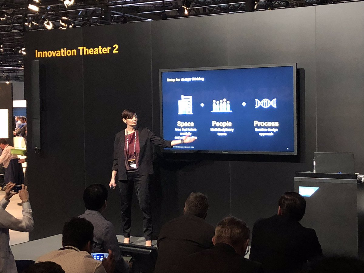 Bye, bye #SAPCXLive 2018! And thanks to all who showed their interest in #innovation and #designthinking Together we can deliver great #CustomerExperience Keep iterating!<br>http://pic.twitter.com/TPmHsQ47Uq