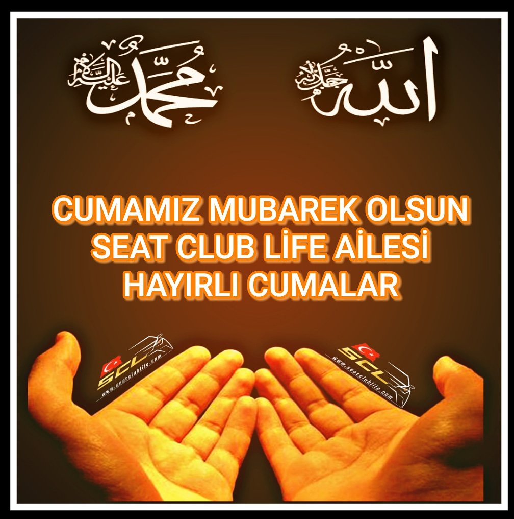 Seat Club Life's photo on Hayırlı Cumalar