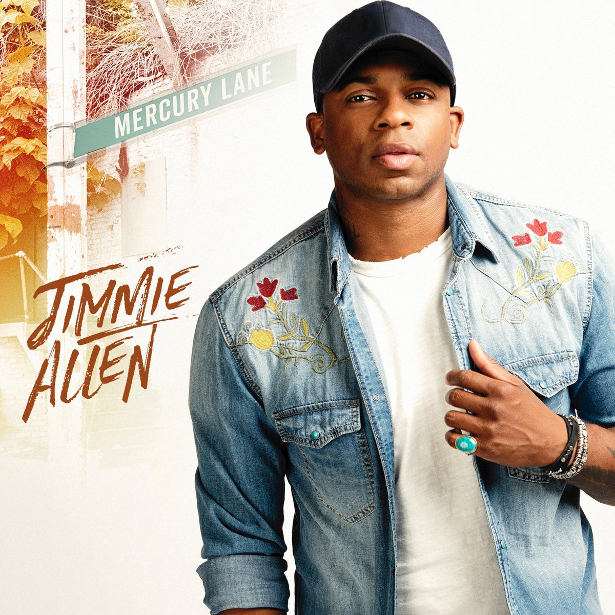 My debut album #MercuryLane is now available!!!! So thankful for my entire team that helped me tell my story. From the writers to my producers to the musicians. This is a dream come true. 🤙🏽⚡️ You can get it here: http://jimmieallen.lnk.to/mercurylane