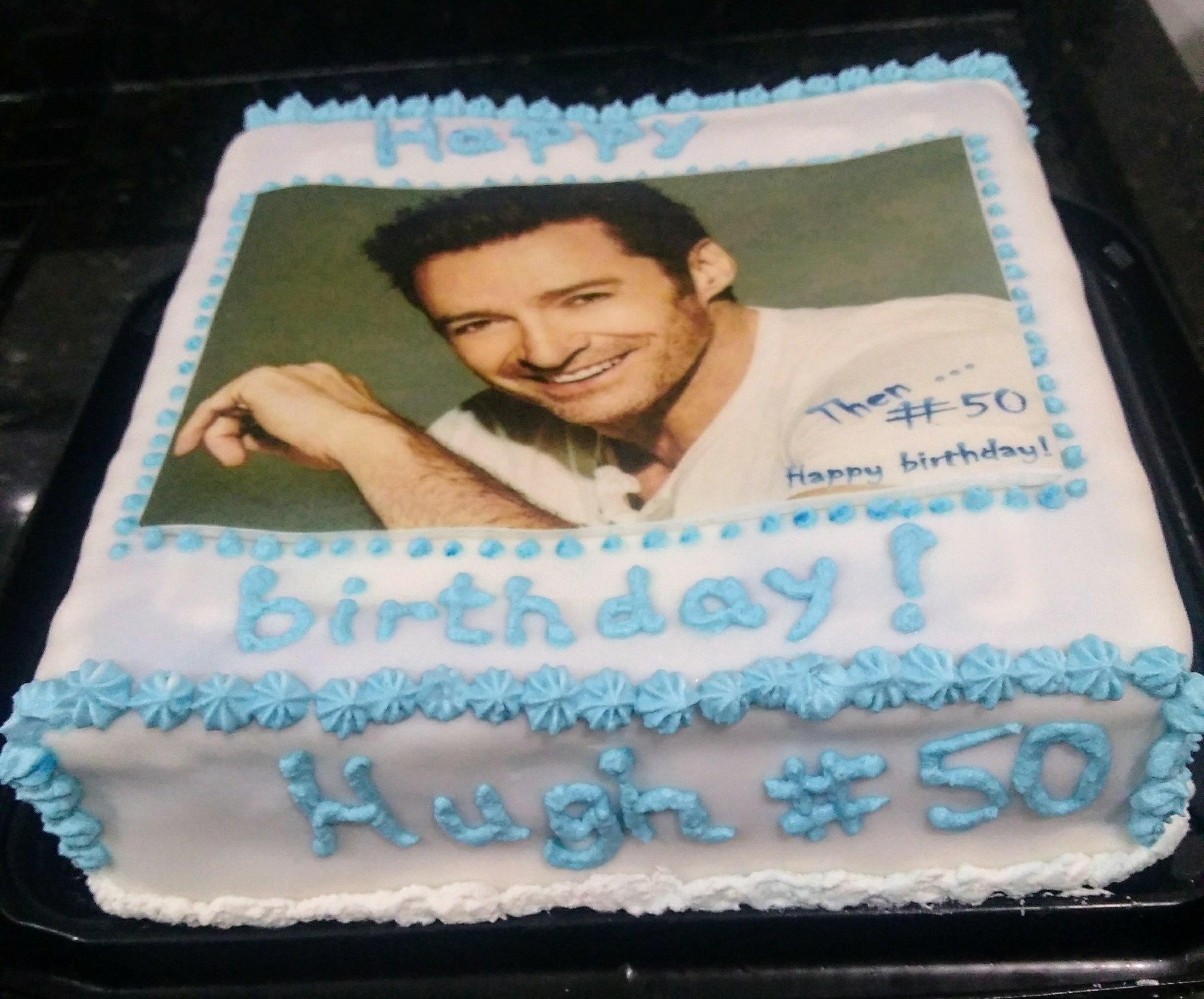 Happy Birthday Hugh Jackman!