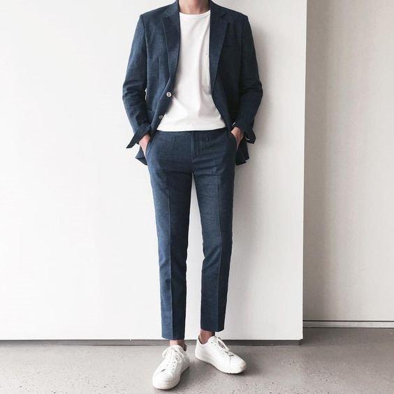 Xu hướng thời trang nam 2018 phần 1