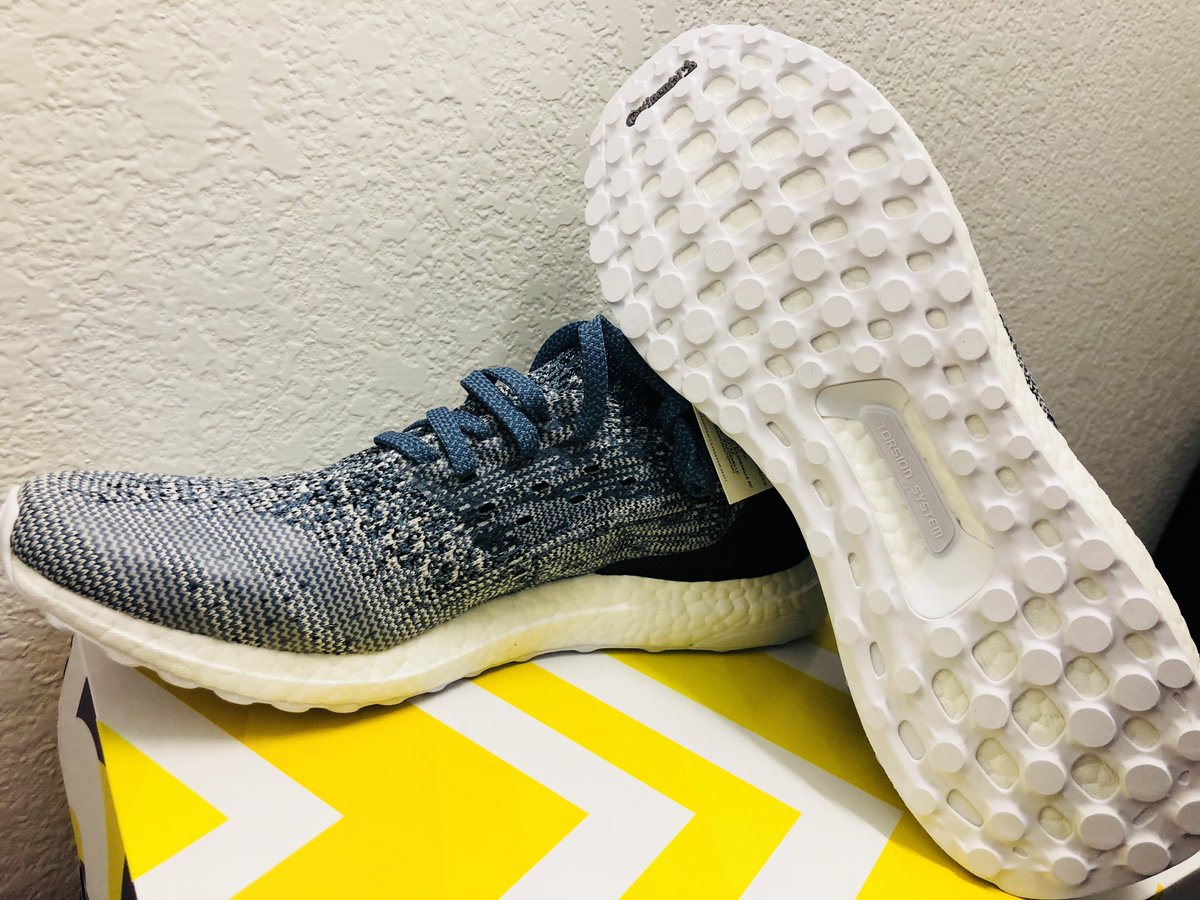 huge discount 483dc 4774f nds12771 adidas UltraBOOST Uncaged Parley Grey Chalk Pearl ...
