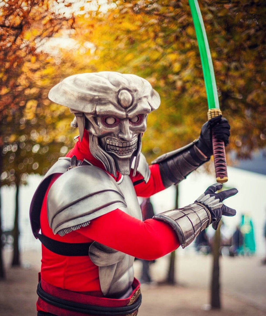 Always The Bard Never The Bride On Twitter That Time I Cosplayed As Everyone S Favourite Space Ninja Yoshimitsu From Tekken 3 Twisted Reality Arts Yoshimitsu Tekken Tekken3 Tekken7 Cosplay Https T Co Ln2zzu4tov