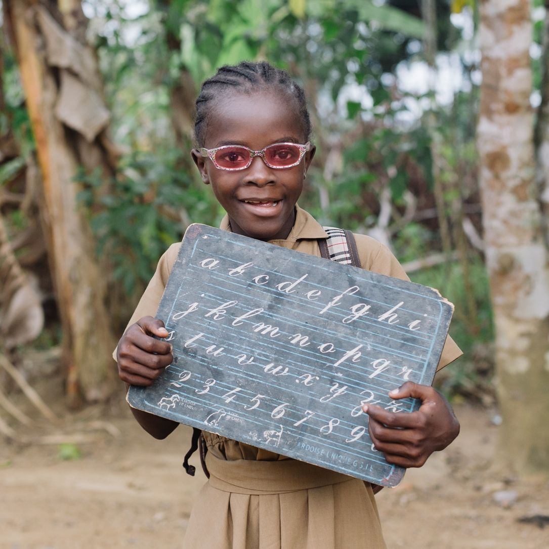 Today, we celebrate thousands of lives like Monique, who have had their vision restored in the last 40 years. This #WorldSightDay, Mercy Ships is thankful for your partnership and the many lives who have been transformed with the gift of sight. Thank you! <br>http://pic.twitter.com/1sArSkIQUh