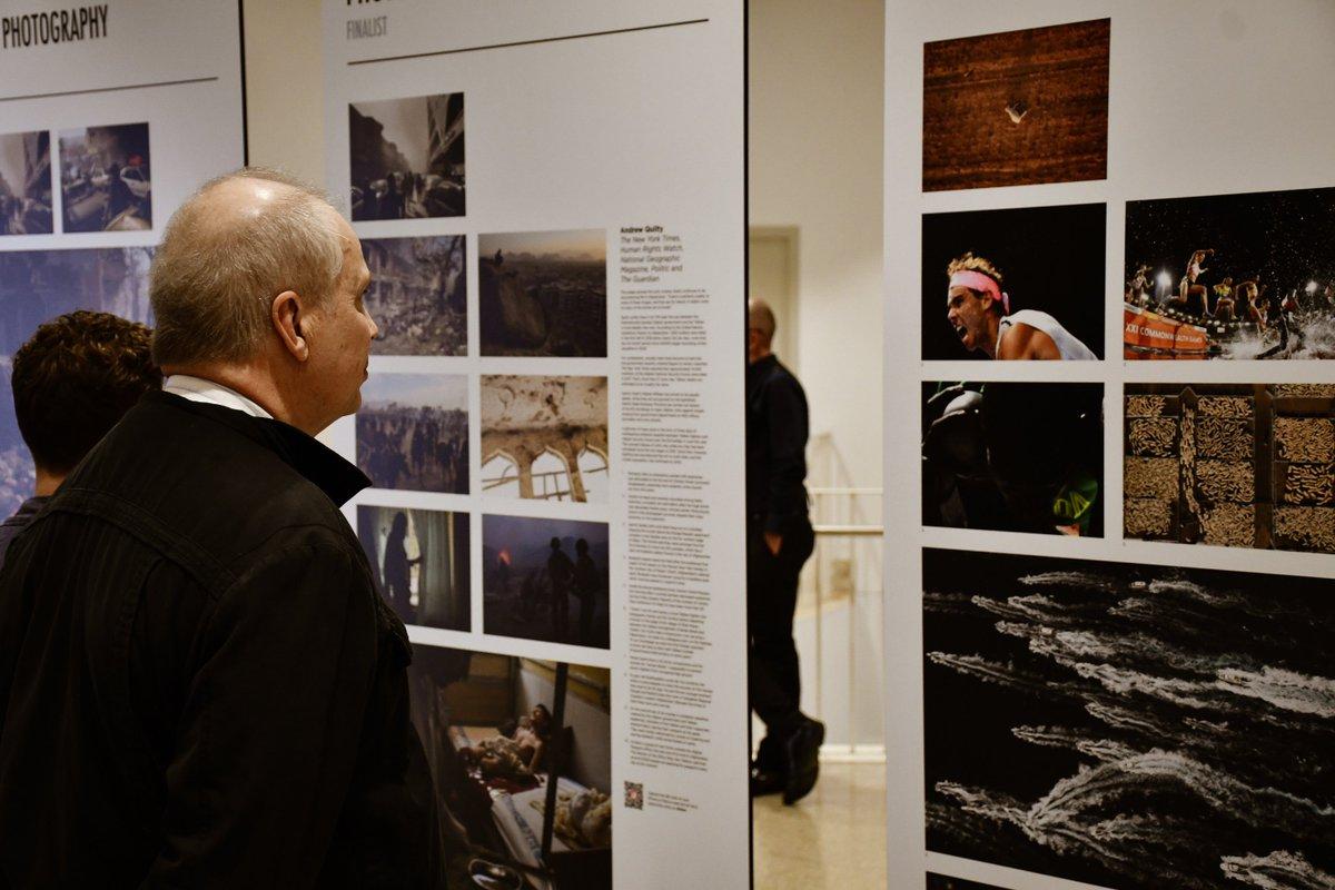 The Nikon-Walkley Awards Exhibition is open @statelibrarynsw until Sunday, Nov 25. See the biggest stories of the past year through the lenses of Australia's best press photographers. @Nikon_Australia #mynikonlife Photo: Ben Ansell