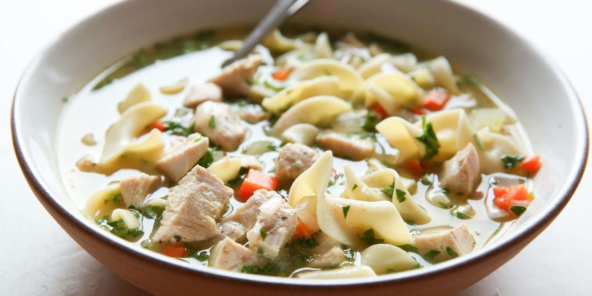 @DelishDotCom: Chicken Noodle Soup Recipe https://t.co/RkVXqZPsme https://t.co/T9VIuqvd29