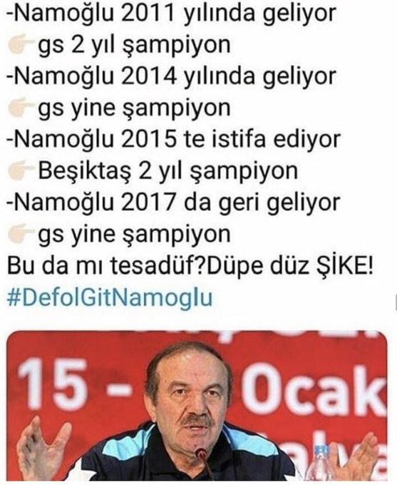 #SürenDolduNamoğlu Yeter yaptığın pislikler! Defolup gideceksin!!! Photo