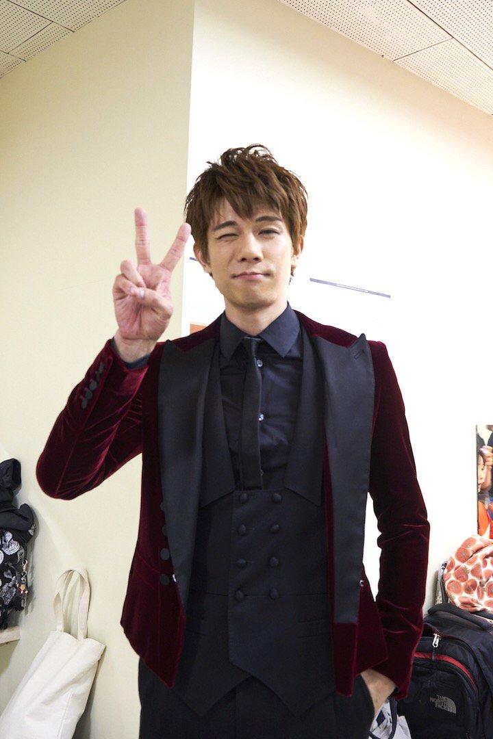 本日10/12は グリブラ にご出演の 柿澤勇人 さんのお誕生日です おめでとうございます♪ すてき