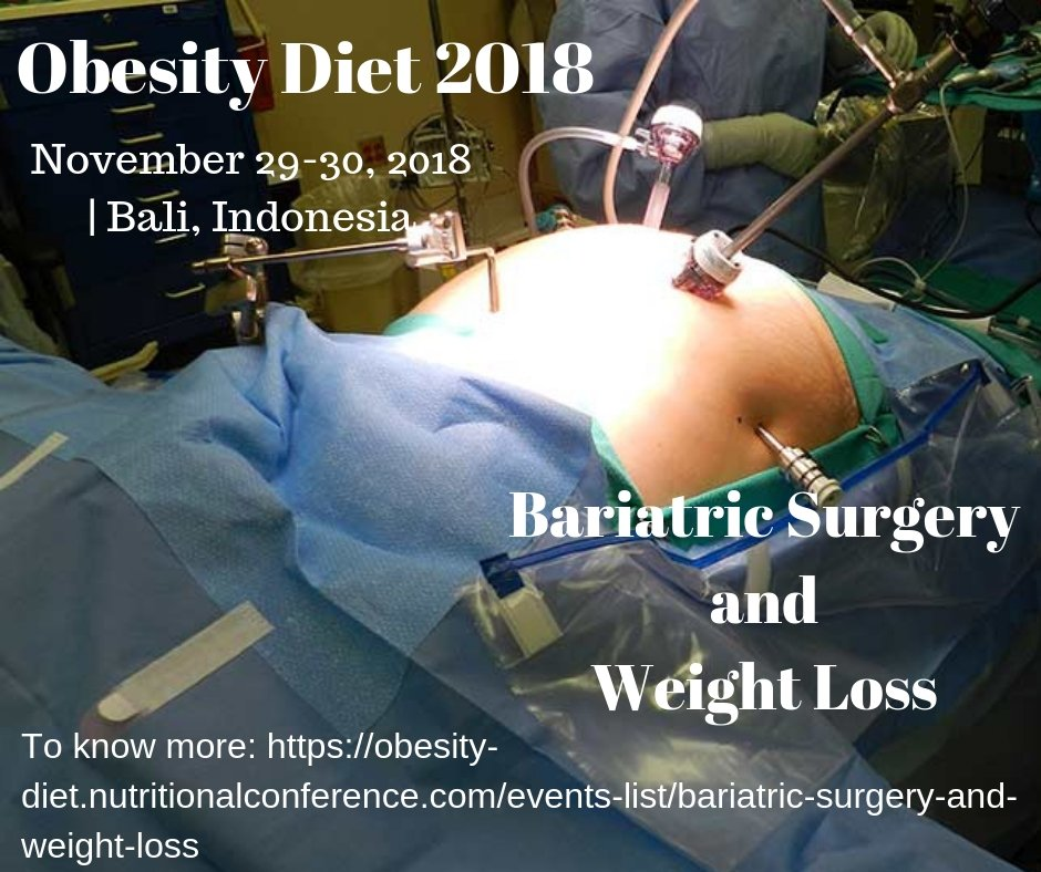 Obesity Diet 2018 On Twitter Bariatric Surgery Popularly Known As