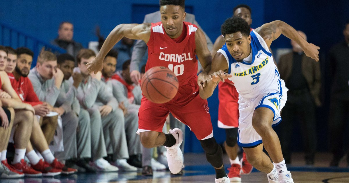 Cornell tabbed 6th in Ivy League basketball media poll