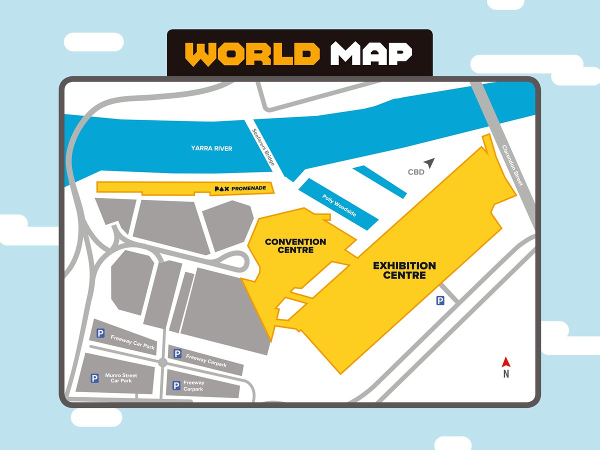 Show A Map Of Australia.Pax Australia On Twitter Here It Is Our Expo Hall And Show Maps