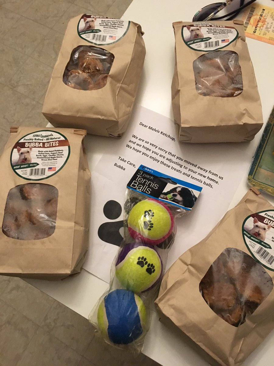 That time your dog got a care package. @StewLeonards  #swoon