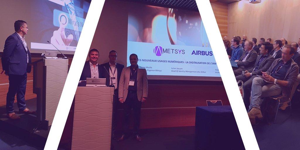 [EN DIRECT] - Comment Metsys crée de la valeur chez Airbus ?  #Chatbot #MobileApp #IAM #IA #MicrosoftAILes nouveaux usages numériques : la digitalisation de l\