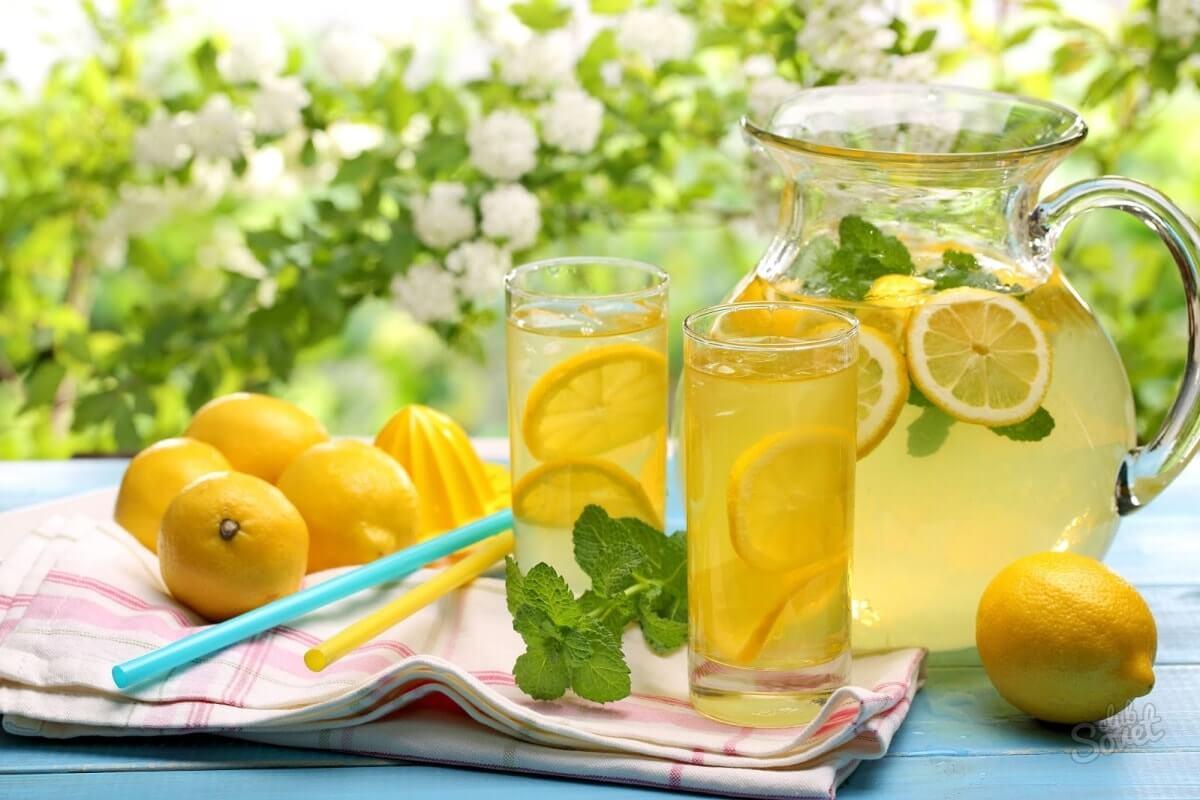 Как надо похудеть с лимоном
