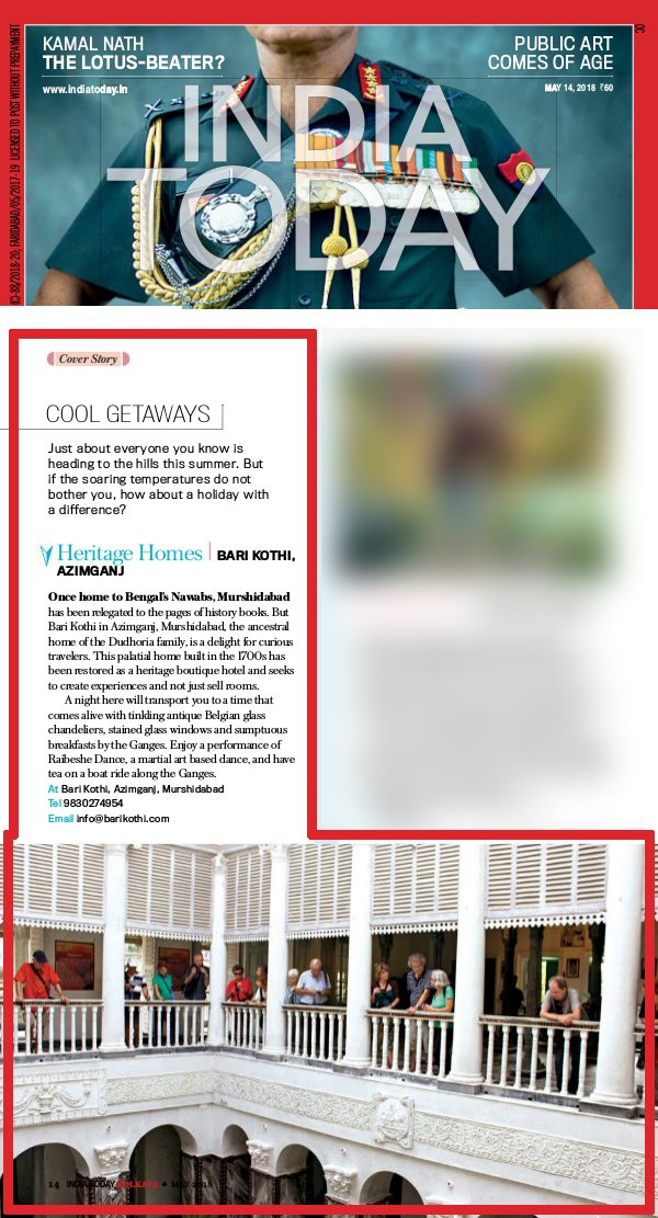 BARI KOTHI HERITAGE HOTEL on Twitter: