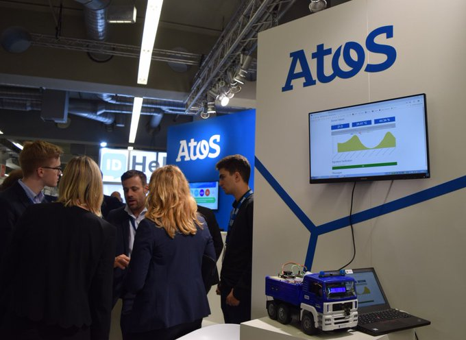 #itsa18: Vielen Dank für das große Interesse an unseren @Atos-Lösungen für einen sicheren Ar...