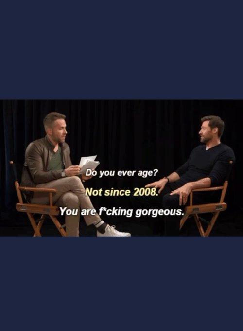 Happy birthday Hugh Jackman.