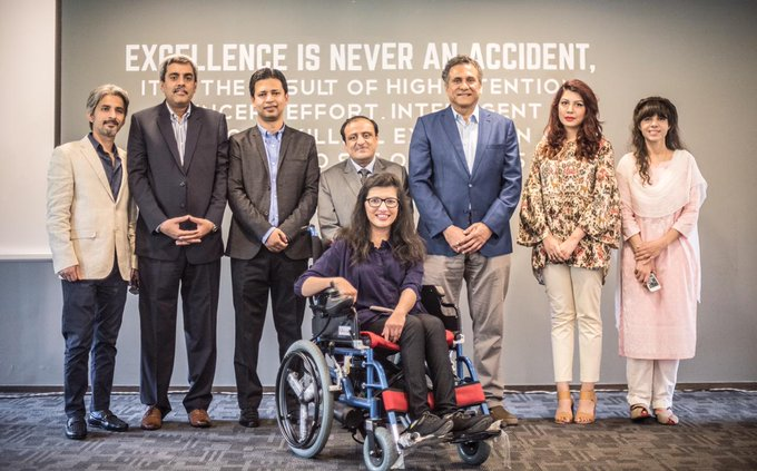 Ignite works together with International Agency for Prevention of Blindness (IAPB) to raise public awareness of blindness & vision impairment as major international public health issues. Celebrated #WorldSightDay by launching a disabled accessible website. Photo