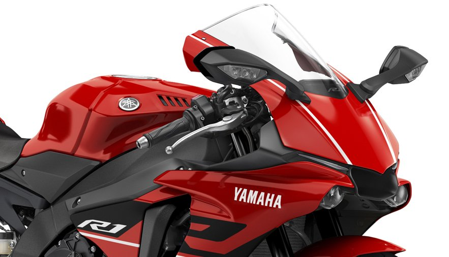 Jeremy Garcia On Twitter The 2019 Yamaha Yzf R1 In Red Rapid