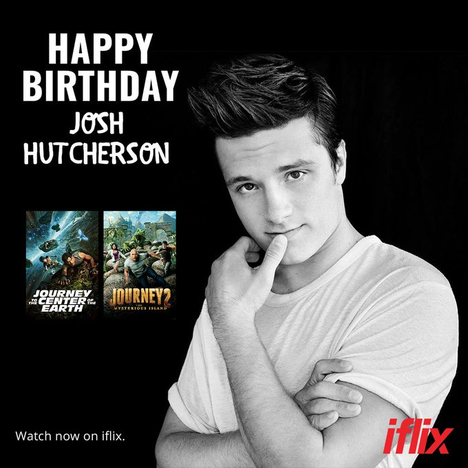 Happy birthday to an actor whose journey is really admirable... Josh Hutcherson!