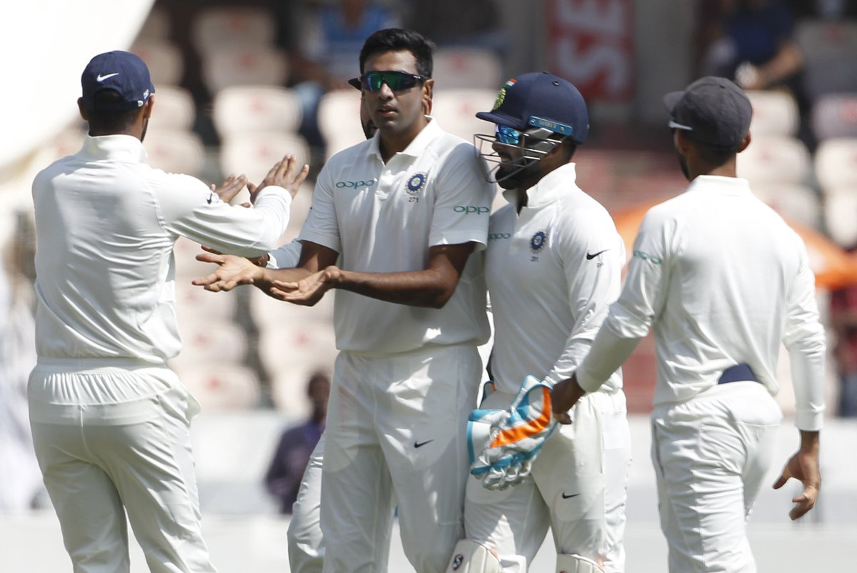 India vs Windies: 2nd Test, Day 1 - Lunch Review