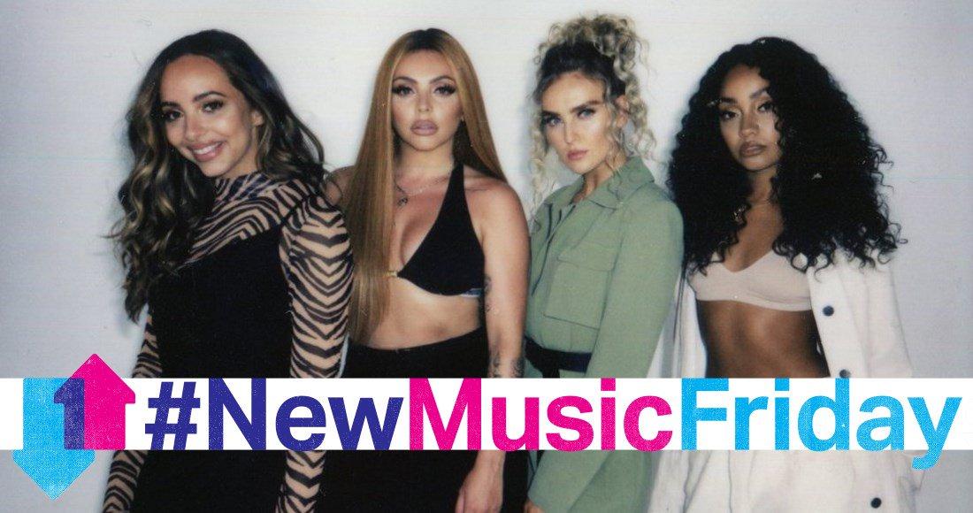 The girls are back! @LittleMix&#39;s highly-anticipated new single #WomanLikeMe  ft. @NICKIMINAJ headlines #NewMusicFriday   https:// bit.ly/2ycMNfc  &nbsp;  <br>http://pic.twitter.com/yrFImb22LP