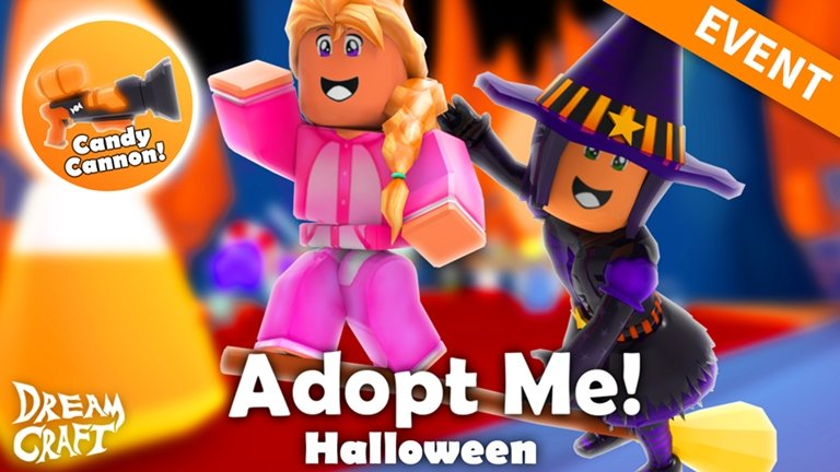Bethink On Twitter Adopt Me Halloween Is Out You Can Brew