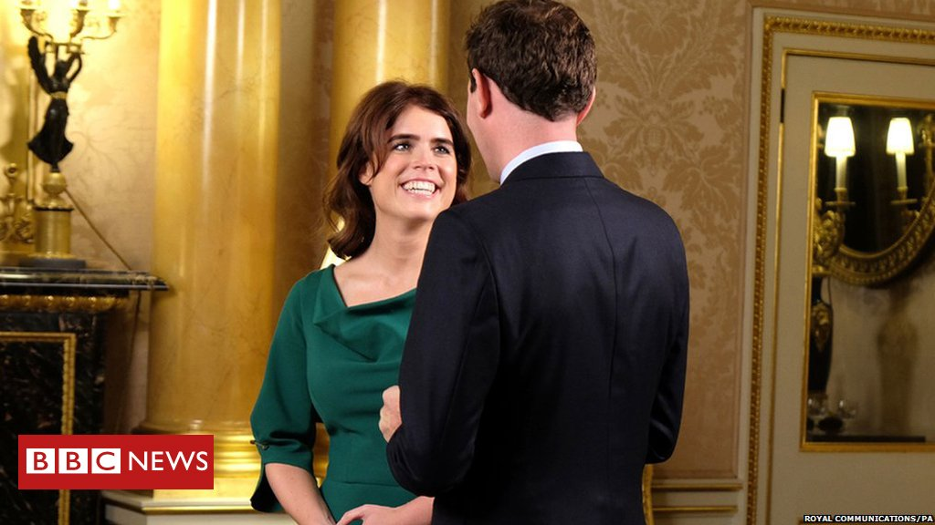 Princess Eugenie will marry drinks executive Jack Brooksbank later in a ceremony at St George's Chapel, Windsor Castle https://t.co/xeK6u7gLpk #RoyalWedding