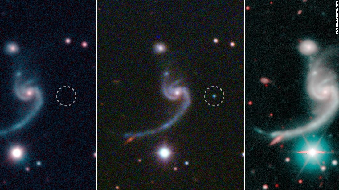 Astronomers witness the birth of a binary star system for the first time https://t.co/cN5FXoAWKf