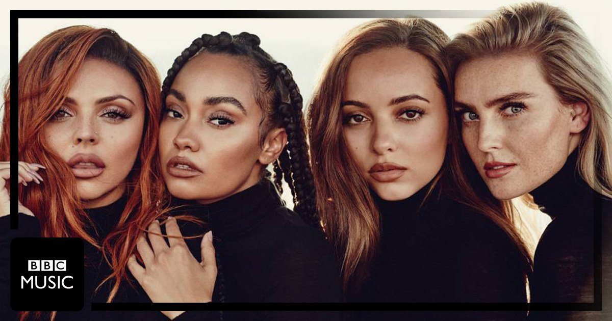 IT&#39;S HERE!   Start your #NewMusicFriday right with brand new @LittleMix ft @NICKIMINAJ   What do you think of &#39;Woman Like Me&#39;?<br>http://pic.twitter.com/hsqAE5X3MK