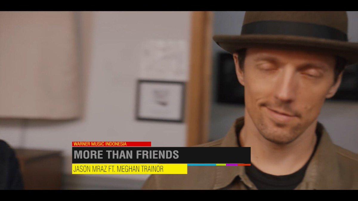 #NowPlaying @jason_mraz FT @Meghan_Trainor - More Than Friend
