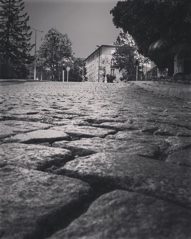 NeatlyWiseNuts on Twitter: #old #brickroad in #bielskobiala  #photography #photographer #canonphotos #city #blackandwhite #polishedeye