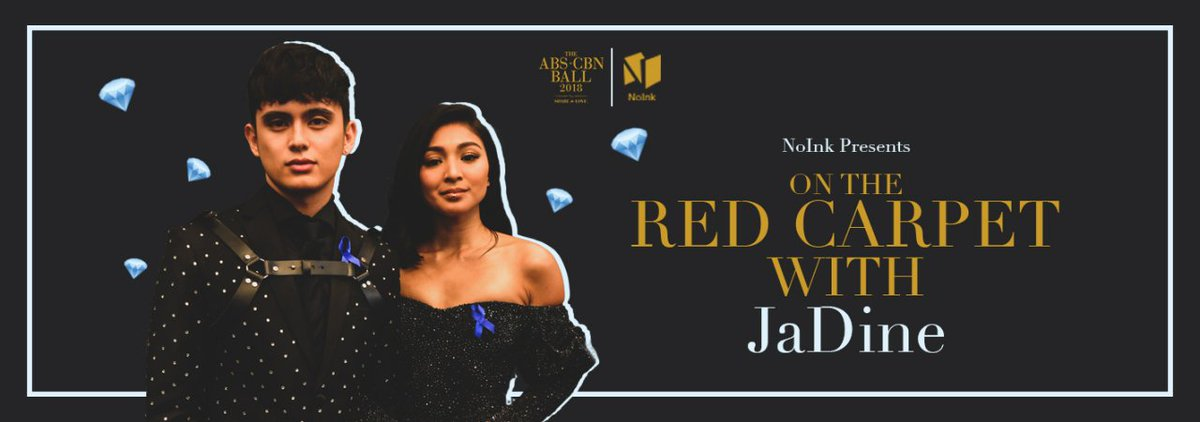 James &amp; Nadine have the same hashtag of the night for the #ABSCBNBall2018. They truly are two people who have become one! Can&#39;t help but feel kilig over #JaDine.  http:// bit.ly/2QtKf34  &nbsp;  <br>http://pic.twitter.com/RNiRzgxKw3