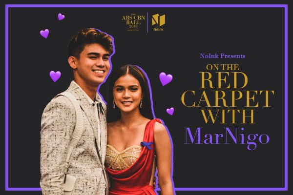 If Maris &amp; Inigo&#39;s hahstag of the night during the #ABSCBNBall2018 was #ForeverMasaya, then we too are #ForeverMasaya for the two of them! Check out the full interview below.  http:// bit.ly/2Pdazyc  &nbsp;  <br>http://pic.twitter.com/aJw0rNwhqx