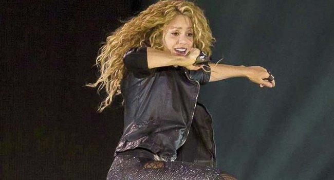 #BuenViernes Los milagros existen, Shakira @lkaim Photo