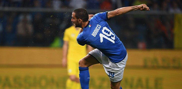 Nazionale Italiana's photo on #Bonucci