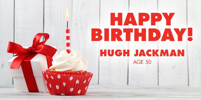 Happy 50th birthday to Australian actor, singer, and producer Hugh Jackman! What is your favorite Jackman film?