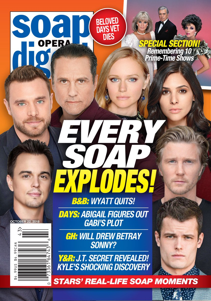 Soap Opera Digest on Twitter: