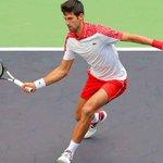 Novak Djokovic Twitter Photo