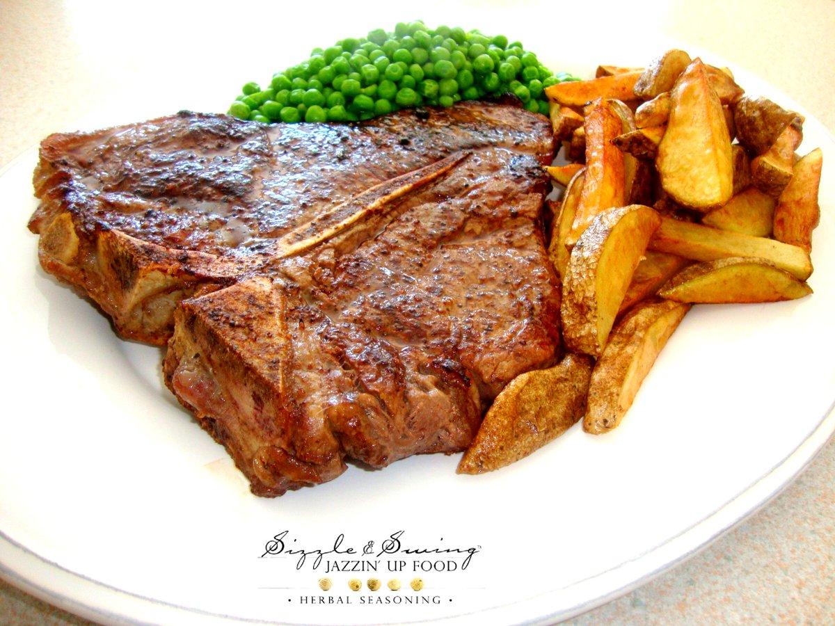 Best steak sunday swinging