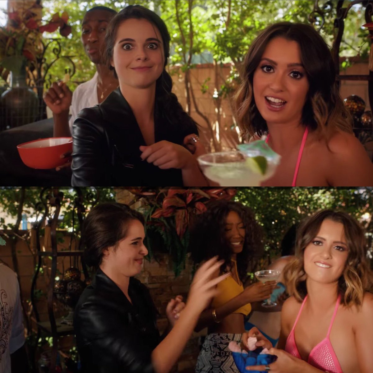 """Have you seen the music video for """"Me"""" by @lauramarano on YouTube yet? 🤔"""