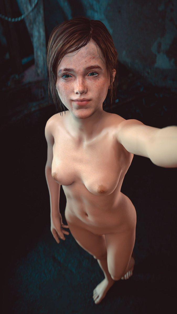 Ellie alien nude