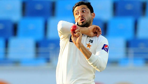 Junaid Khan takes 10 wickets for HBL against SNGPL in the Quaid-e-Azam Trophy