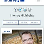 What does #interreg mean?  Read stories of people in and  behind the projects to grasp more here:  https://t.co/A2F7sdgImu #EUinmyRegion #CohesionPolicy #EUregionsWeek