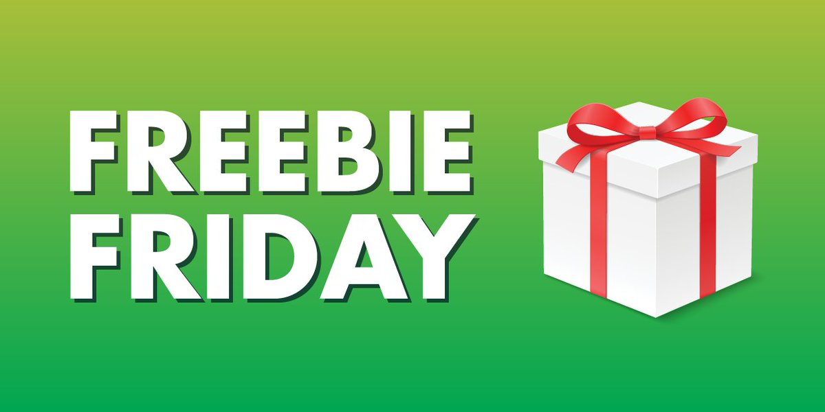 It&#39;s that time of the week again. Yes, you guessed it; #Friday!! #FreebieFriday time. Follow and RT to enter for your chance to win a mystery prize. #Competition #win #FridayFeeling #Friday #FRIYAY <br>http://pic.twitter.com/WRJfCXb4bx