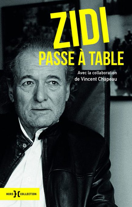 On attend avec impatience les mémoires de Claude Zidi ! #VendrediLecture (chez Hors Collection dès le 8 novembre, ) Photo