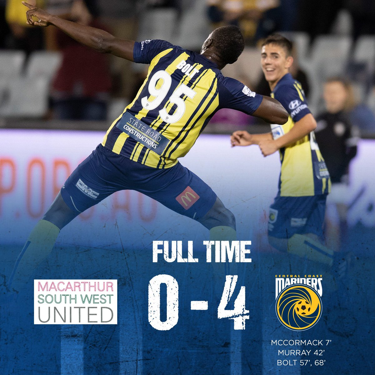 423d248cd Central Coast Mariners on Twitter