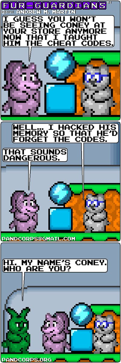 #pixelart Did Ursal lose a customer? #gamedev #indiedev<br>http://pic.twitter.com/Zv0KGH93Z5