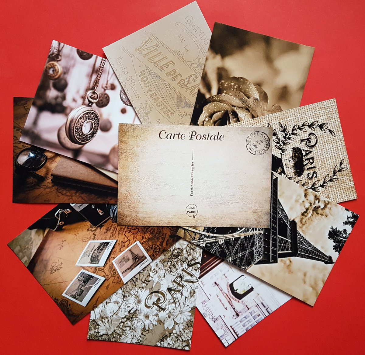 Postcrossing Twitter Search